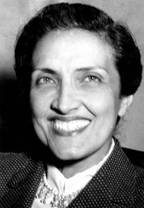0000Cecília Meireles, escritora. (Foto